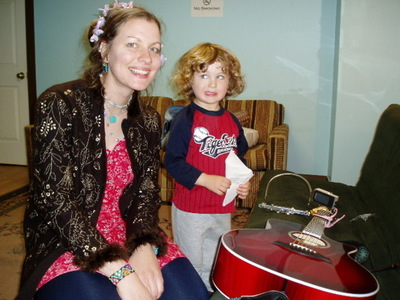 antje and young fan not convinced