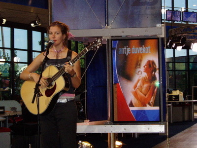 Antje on FOX News nbspphoto Ralph Jaccodine