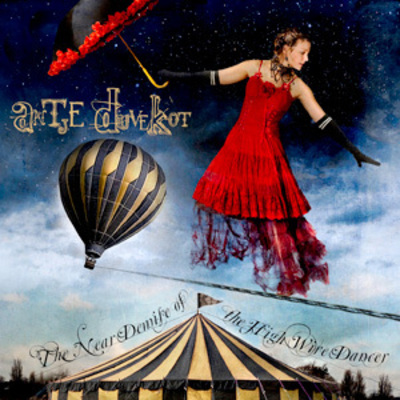 Review  FolkWax  The Near Demise of the High Wire Dancer June 2009