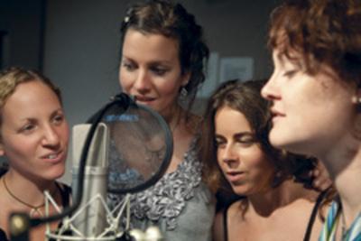 winterbloom in the studio