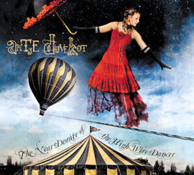 the near demise of the high wire dancer album cover